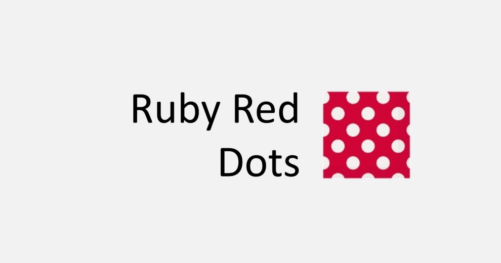 Ruby Red Dots