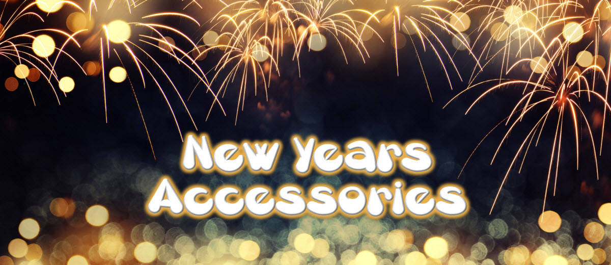 New Years Accessories