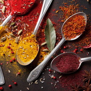 Condiments, Oils and Spices
