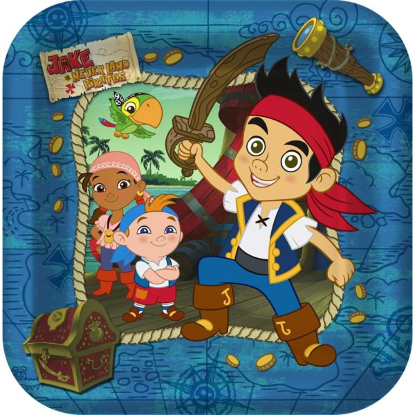 Jake and the Neverland