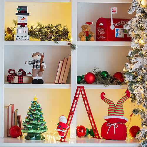 Christmas Decorations and More