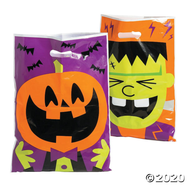 Halloween Bags and Boxes
