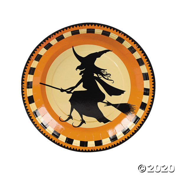 Halloween Silhouette Party