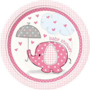 Umbrellaphants Pink